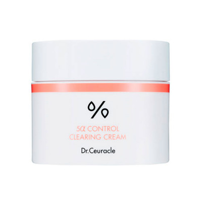 Себорегулирующий Крем «5-альфа контроль» Dr.Ceuracle 5α Control Clearing Cream 50 мл