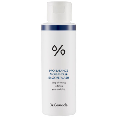 Утренний Энзимный Пилинг с Пробиотиками Dr.Ceuracle Pro-Balance Morning Enzyme Wash 50 г