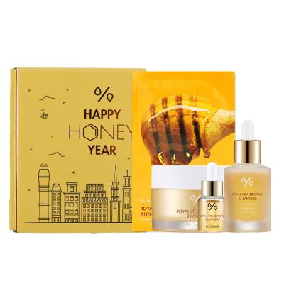 Лимитированный Набор Средств с Антиоксидантами для Глубокого Увлажнения Dr.Ceuracle «Happy Honey Year» 4 в 1