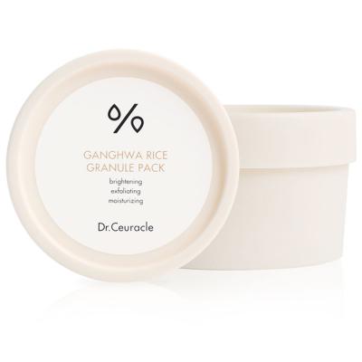 Увлажняющая Маска для Лица с Экстрактом Риса Dr.Ceuracle Ganghwa Rice Granule Pack 115 г