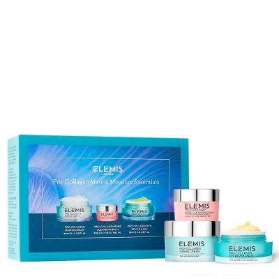 Набор Эксклюзивное Трио Фаворитов Elemis Pro-Collagen Kit Pro-Collagen Marine Moisture Essentials