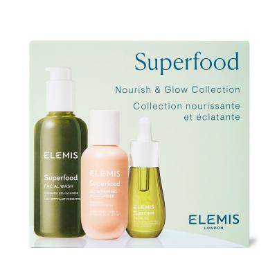Набор Трио Суперфуд Питание и Сияние Кожи Elemis Kit Superfood Nourish and Glow