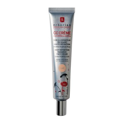CC Крем Контроль Цвета Erborian Clair High Definition Radiance Face Cream Skin Perfector 45 мл