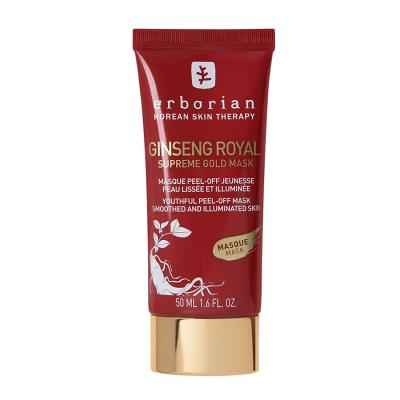 Омолаживающая Пилинг-Маска Женьшень Erborian Ginseng Royal Supreme Gold Mask 50 мл