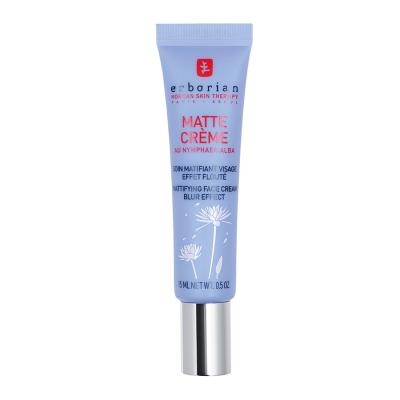 Ультра Матирующий Крем для Лица Erborian Matte Cream Mattifying Face Cream Blur Effect 15 мл