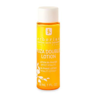 Двухфазный Освежающий Лосьон Юзу Erborian Yuza Double Lotion Vitality Effect 30 мл