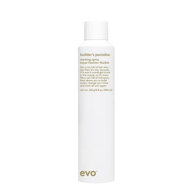 Спрей-Лак Сильной Фиксации [мечта строителя] Evo Builder's Paradise Working Spray 300 мл