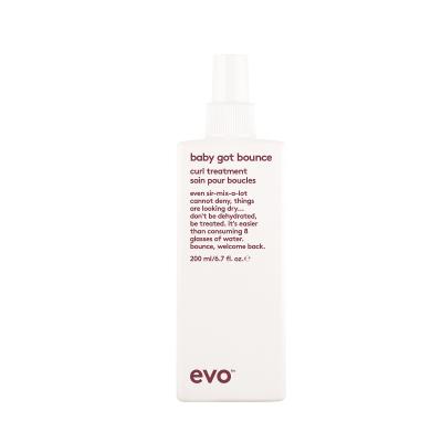 Смываемый Уход для Вьющихся и Кудрявых Волос [упругий завиток] Evo Baby Got Bounce Curl Treatment 200 мл