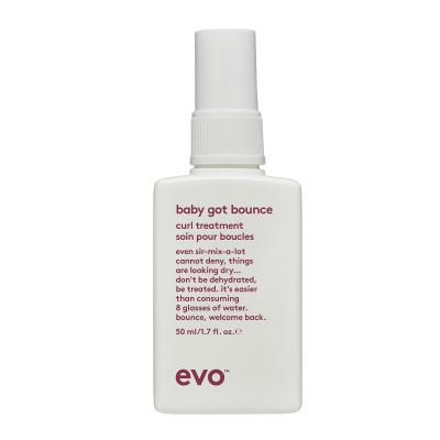Смываемый Уход для Вьющихся и Кудрявых Волос [упругий завиток] Evo Baby Got Bounce Curl Treatment 50 мл