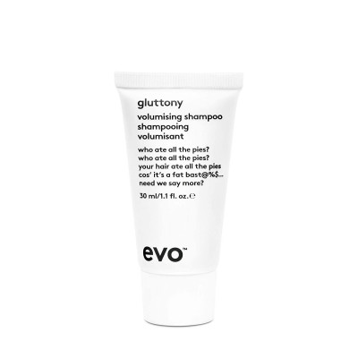 Шампунь для Объема [полифагия] Evo Gluttony Volumising Shampoo 30 мл