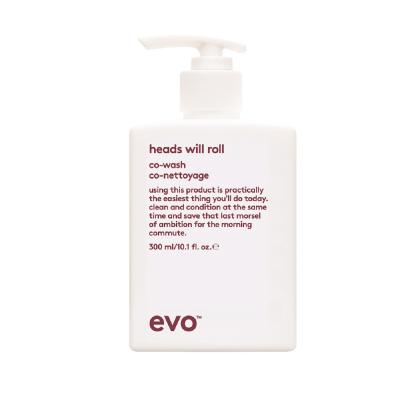 Ко-вошинг для Вьющихся и Кудрявых Волос [головокружительный] Evo Heads Will Roll Co−Wash 300 мл