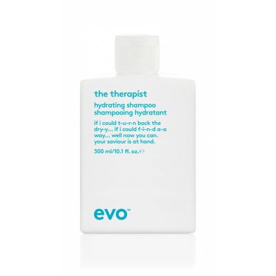 Увлажняющий Шампунь [терапевт] Evo The Therapist Hydrating Shampoo 300 мл