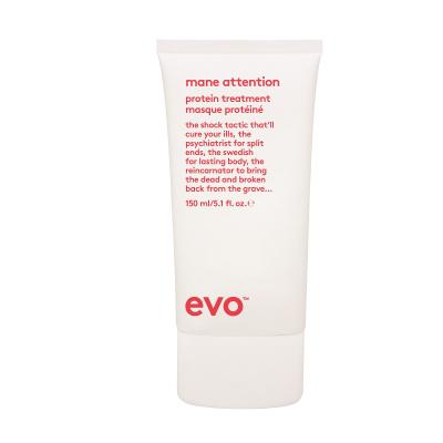 Укрепляющий Протеиновый Уход [рецепт для гривы] Evo Mane Attention Protein Treatment 150 мл