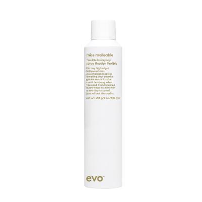 Лак Подвижной Фиксации [мисс покорность] Evo Miss Malleable Flexible Hairspray 300 мл