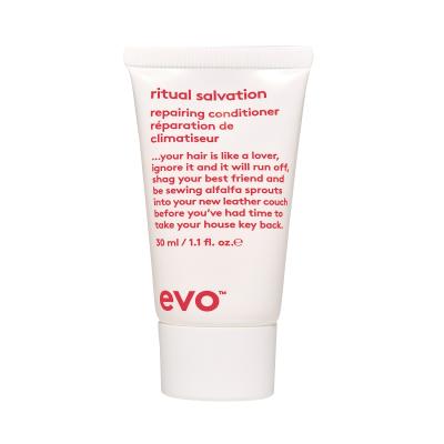 Кондиционер для Окрашенных Волос [спасение и блаженство] Evo Ritual Salvation Repairing Conditioner 30 мл