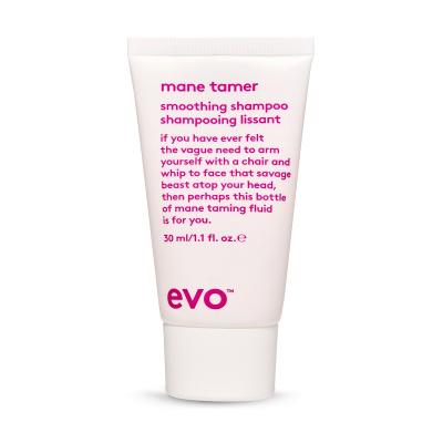 Разглаживающий Шампунь [укротитель гривы] Evo Mane Tamer Smoothing Shampoo 30 мл
