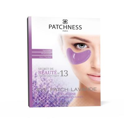 Успокаивающие Патчи под Глаза с Лавандой Patchness Eye Patch Lavande 5 пар