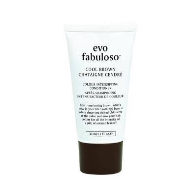 Тонирующий Бальзам-Уход Мокко Evo Fabuloso Cool Brown Colour Boosting Treatment 30 мл