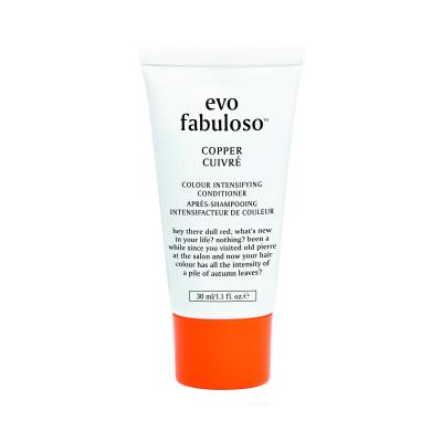 Тонирующий Бальзам-Уход Медь Evo Fabuloso Copper Colour Intensifying Conditioner 30 мл