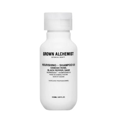 Питательный Шампунь для Волос Grown Alchemist Nourishing-Shampoo 50 мл