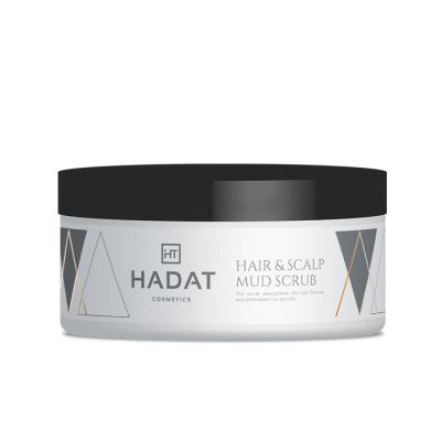 Очищающий Скраб с Морской Солью для Волос и Кожи Головы Hadat Cosmetics Hydro Hair & Scalp Mud Scrub 300 мл