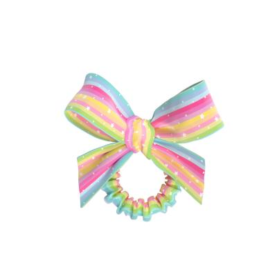 Резинка-Браслет для Волос Invisibobble SPRUNCHIE KIDS Let's Chase Rainbows