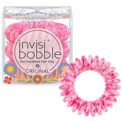 Резинка-Браслет для Волос  invisibobble ORIGINAL Flores & Bloom Yes, WeCancum HP