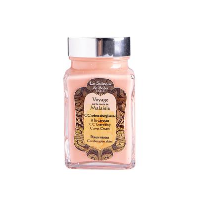 Морковный СС Крем La Sultane De Saba CC Energizing Carrot Cream Combination Skin 100 мл