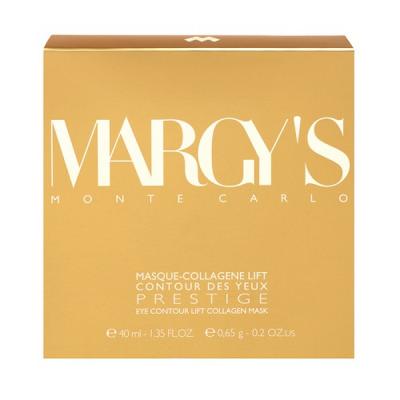 Патчи для Глаз с Коллагеном 5 шт Margy's Monte Carlo Eye Contour Lift Collagen Mask