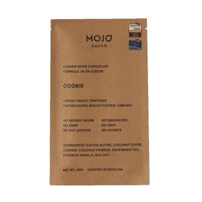 Шоколад Кешью с Гречишным Чаем Mojo Cacao Cookie 20 г