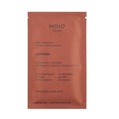 Горький Шоколад 100% Mojo Cacao Grenada 20 г