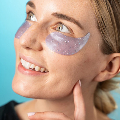 Ночные Восстанавливающие Патчи Patchology FlashPatch Restoring Night Eye Gels Limited Edition 5 пар