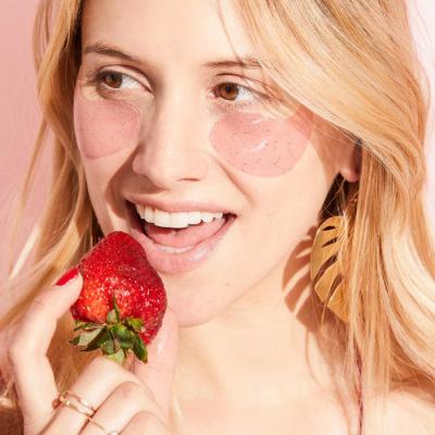 Освежающие Патчи с Экстрактом Розы Patchology Serve Chilled Rosé Eye Gels 15 пар