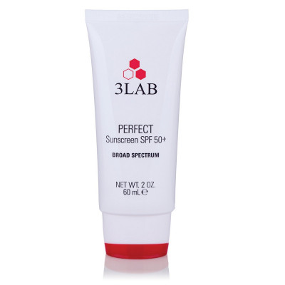 Солнцезащитный Крем для Кожи Лица 3LAB Perfect Sunscreen SPF50+ Broad Spectrum 60 мл