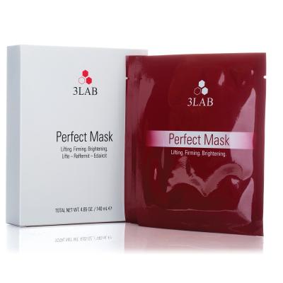 Моделирующая Маска с Эффектом Лифтинга для Кожи Лица 3LAB Perfect Mask (5 саше в уп.)
