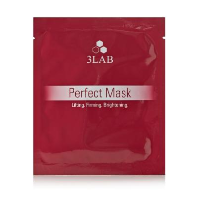 Моделирующая Маска с Эффектом Лифтинга для Лица 3Lab Perfect Mask 1 саше