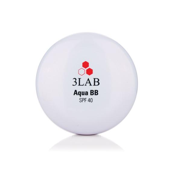 Компактный Крем-кушон 3LAB Aqua BB 03 Dark SPF40 28+14+14 г