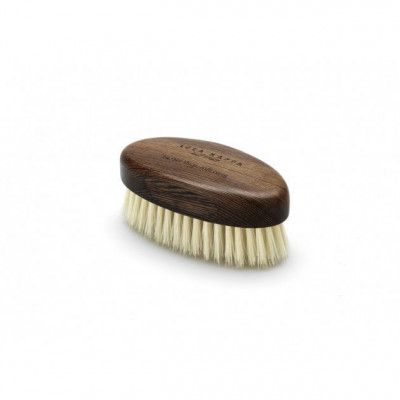 Щетка для Бороды Acca Kappa Beard Brush in Wenge Wood with Soft Bristles