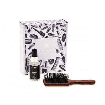 Набор для Волос Щетка 1 шт, Флюид Acca Kappa Gift Set Protecting Fluid And Hair Brush 50 мл