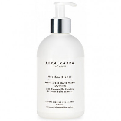 Жидкое Мыло Acca Kappa White Moss Hand Wash 300 мл