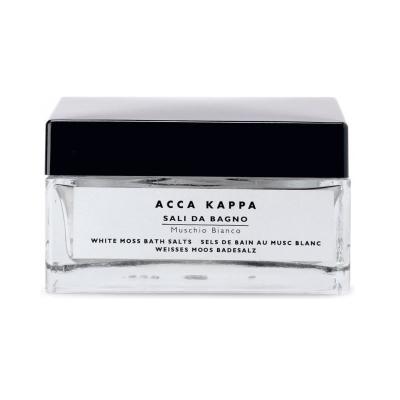 Соль для Ванны Вайт Мосс Acca Kappa White Moss Bath Salts 200 г