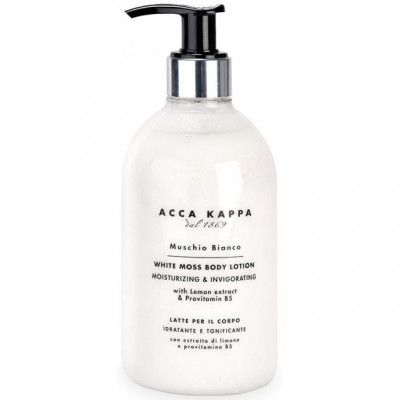 Лосьон для Тела Acca Kappa White Moss Body Lotion 300 мл