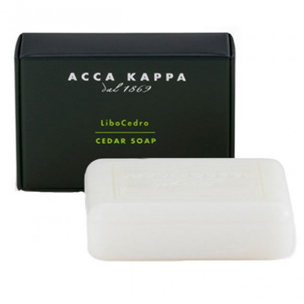 Мыло Кедр Acca Kappa Cedar Soap 100 г
