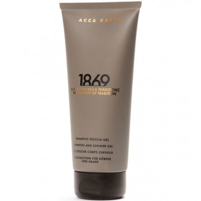 Шампунь и Гель для Душа Acca Kappa 1869 Shampoo and Shower Gel 200 мл