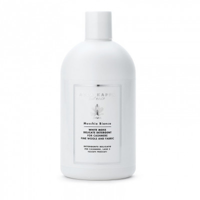 Деликатное Моющее Средство Acca Kappa Casa Collection Delicate Detergent White Moss fragrance 500 мл