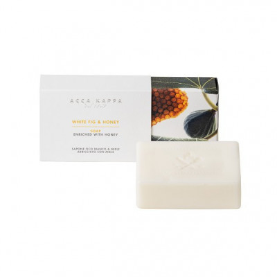 "Мыло ""Белый-Инжир и Мед"" Acca Kappa White Fig & Honey Soap 150 г"
