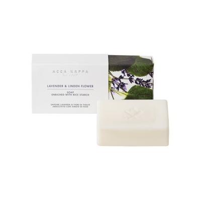 "Мыло ""Лаванда и Липовые Цветы"" Acca Kappa Lavender & L Inden Flower Soap 150 г"