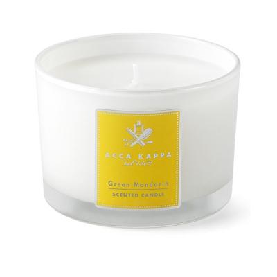 Ароматизированная Свеча Грин Мандарин Acca Kappa Green Mandarin Scented Candle 140 г
