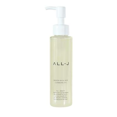 Масло для Снятия Макияжа и Очистки Кожи ALL-J Smooth Rich Skin Cleansing Oil 120 мл
