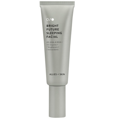 Ночная Маска для Лица Allies Of Skin Bright Future Sleeping Facial 50 мл